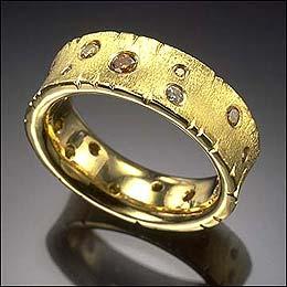Crinkle Ring