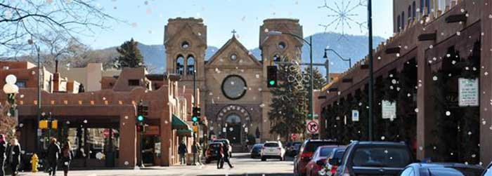 Things to do in Santa Fe during the Holidays